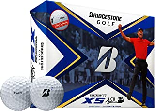 PlayBetter Bridgestone Golf 2020 Tour B XS Tiger Woods Edition Golf Balls   Multi-Packs