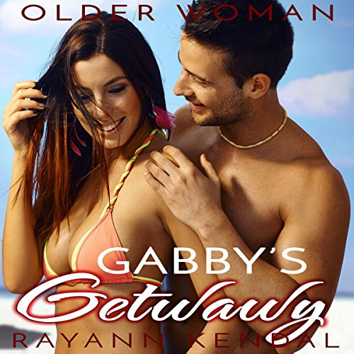 Gabby's Getaway audiobook cover art