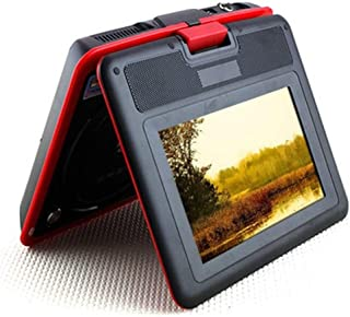 7.8 Inch Portable DVD Player With TV FM MP3 SD Card Slot GAME CD Controller