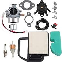 Harbot 20 853 33-S 20-853-33-S 20 853 35-S Carburetor for Kohler Courage SV530 SV540 SV590 SV600 SV591 SV601 SV610 SV620 15-21HP Engine with 20 083 02-S Air Filter 24 393 16-S Fuel Pump