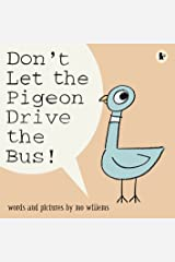 Don't Let the Pigeon Drive the Bus! Paperback