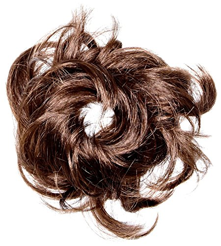 American Dream Chic Chouchou à Cheveux 4 Brun Châtaigne