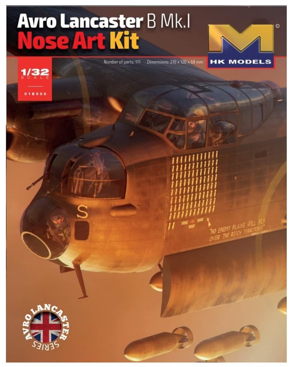 Lancaster B Mk.I for HKM Eduard Accessories JX225 1:32 Neu