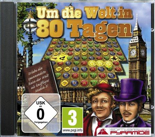 Um die Welt in 80 Tagen [Software Pyramide]