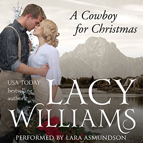 A Cowboy for Christmas audiobook cover art