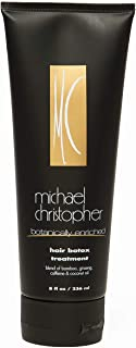 Michael Christopher Hair Botox Treatment, Blend of Bamboo Ginseng Caffeine & Coconut Oil, Natural Ingredients, for Men & Women, 8 fl. Oz