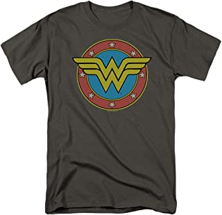 Best vintage wonder woman tee Reviews