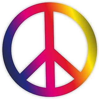 Suchergebnis Auf Für Peace Zeichen Aufkleber Merchandiseprodukte Auto Motorrad