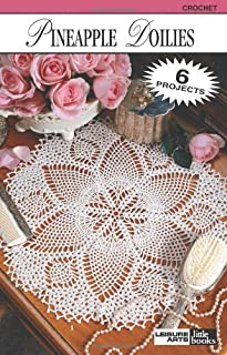 Best easy crochet pineapple doily pattern Reviews