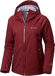 (コロンビア) Columbia Women's Top Pine Insulated Rain Jacket レディース アウター レインコート (並行輸入品)