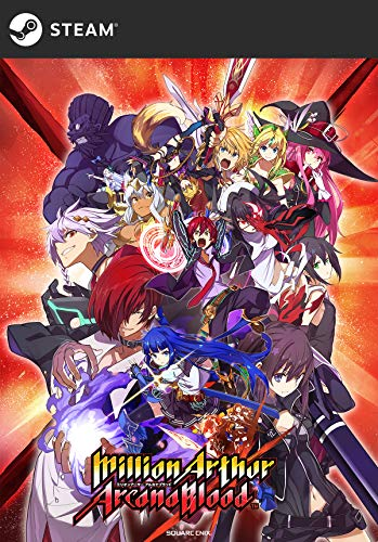Million Arthur: Arcana Blood - Standard  | PC Download - Steam Code
