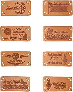 Best leather labels custom Reviews