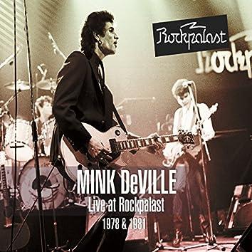 Live at Rockpalast - Wdr STUDIO-L Köln, Germany 16th June 1978 & Rockpalast Rocknacht Grugahalle, Essen, Germany 17-18th October 1981