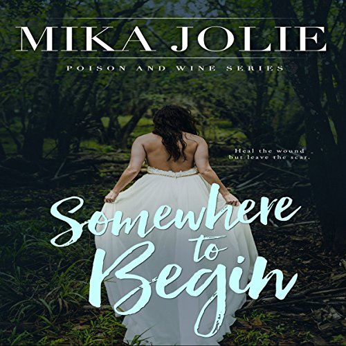 Somewhere to Begin audiobook cover art