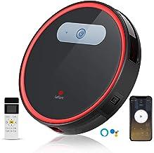 LEFANT Robot Aspirador con WiFi, Aspira y Barre 2 en 1, App