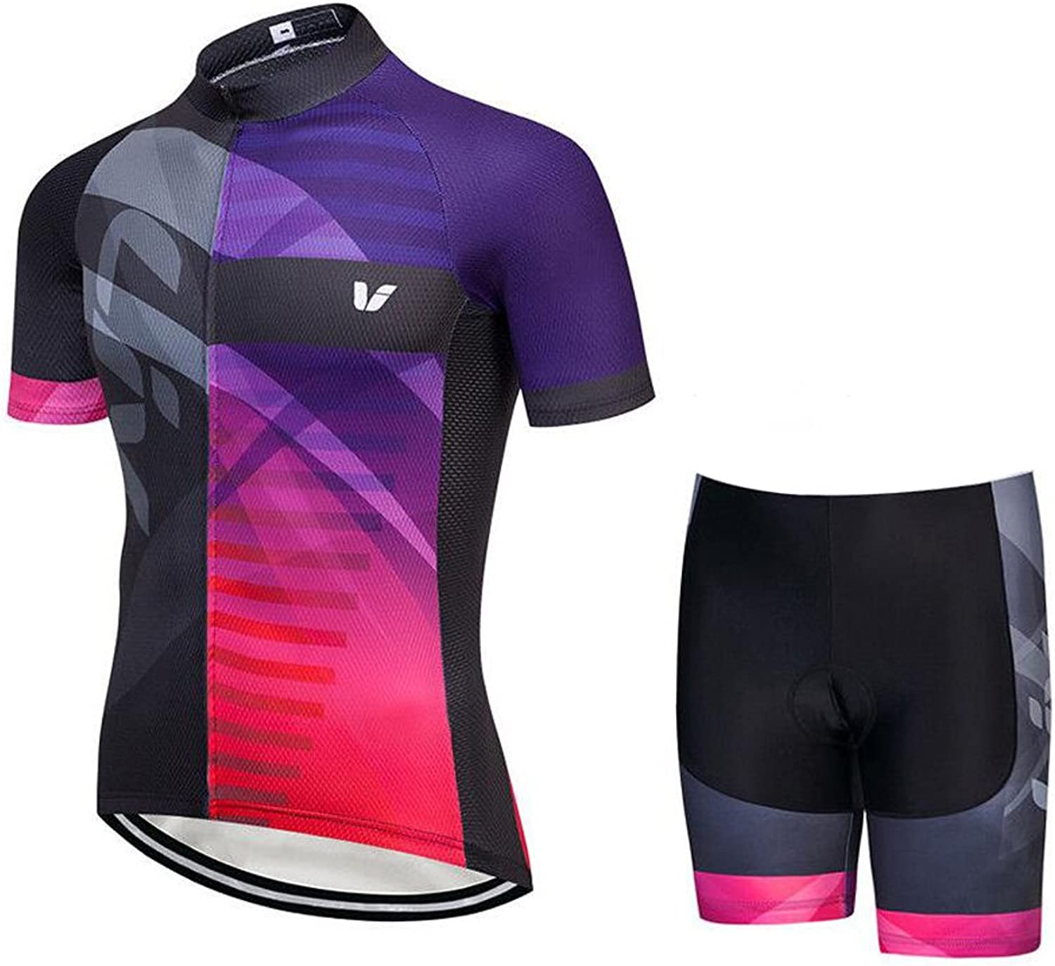Women Biking Jerseys Team Cycling Shirts Bike Tights Suit Bicycle Jacket Clothing