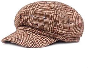 Moktasp Autumn Winter Women`s Hat Elegant Retro Newsboy Caps Literary Fashion Youth Female Snapback Cap