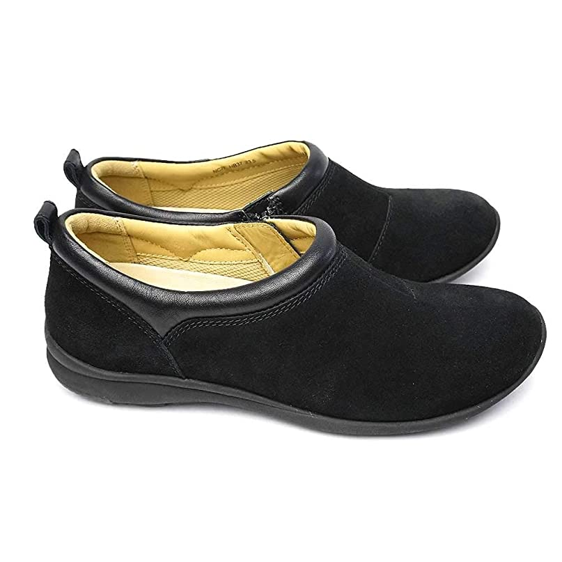 子猫リル信条[リーガル] REGAL 靴 レディース スリッポン HB37 本革 シューズ レースアップ リーガルウォーカー カジュアル Walker 旅行靴 フラット レザー ウォーキング