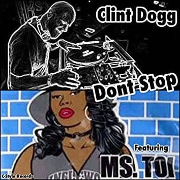 Don't Stop (Warrior Mix) [feat. Ms.Toi]