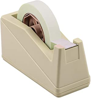 Lichamp Desktop Tape Dispenser Holder with Large 3 inches Core for Masking Tape, Heat Transfer Tape Sublimation, Painters ...
