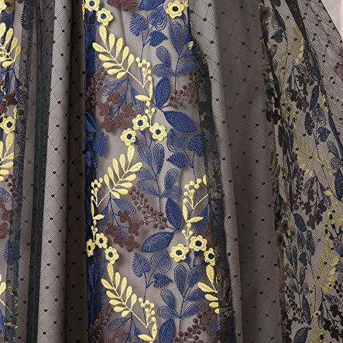RoseTiara(ローズティアラ)『チュール刺繍フレアスカート』
