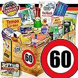 Ostprodukte / 60 Geburtstag / Geschenkset Mama / Spezialitäten Box