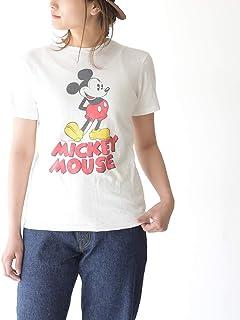ベルバシーン Velva Sheen IT'S BEEM AGES MICKEY MOUSE TEE ミッキー プリント Tシャツ Prologue TEE(1928) HIGH LIGHT TEE(1930's) ・161946・161948 レディース