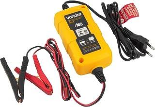 Carregador inteligente de bateria 127 V~ - 220 V~, moto, CIB 003, Vonder