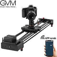 GVM Wireless Motorized Camera Slider Camera Dolly...