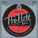D'Addario ダダリオ クラシックギター弦 プロアルテ Carbon Normal EJ45FF 【国内正規品】
