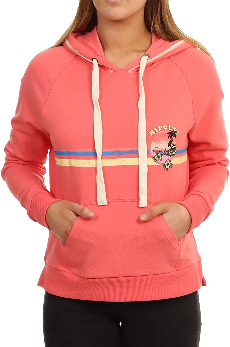 Rip Curl Golden State Womens Pullover Hoody