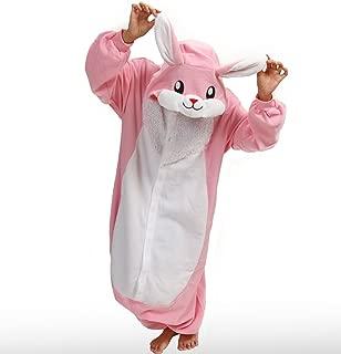 Pink Rabbit Kigurumi (One Size)