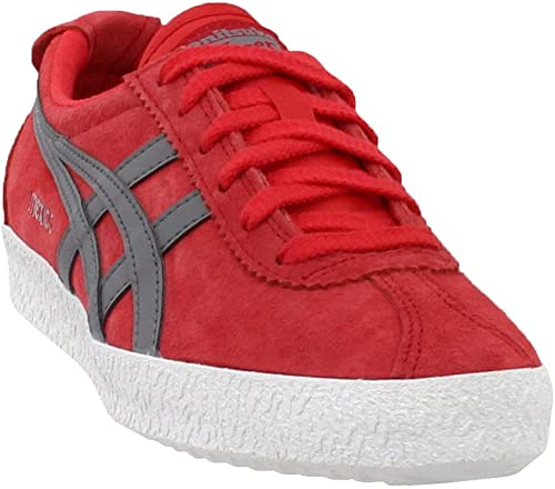 Onitsuka TigerMexico Delegation-M - Mexico Delegation Hombre, rot (rot Alert Carbon), 11.5 M US