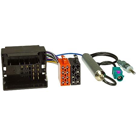 Tomzz Audio 7008 000 Radio Adapter Kabel Passend Für Elektronik