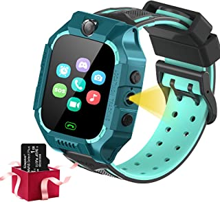 Kids Smart Watch for Boys Girls-Kids Watch with SOS Phone Call 8 Games Camera MP3 Music Player Video Player Flashlight Sma...