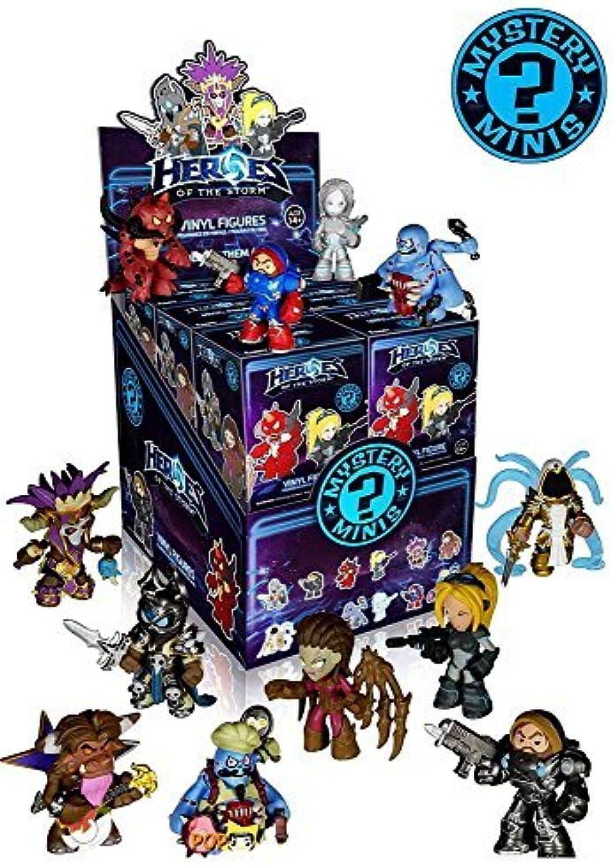 echa un vistazo a los más baratos Heroes of the Storm Mystery Minis Mini-Figura DisJugar DisJugar DisJugar Case by Heroes of the Storm  precios al por mayor
