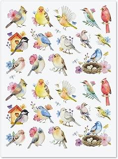 cute bird stickers