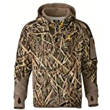 Browning 3016162501 Wicked Wing Smoothbore Fleece Hoodie, Mossy Oak Shadow Grass Blades, Small