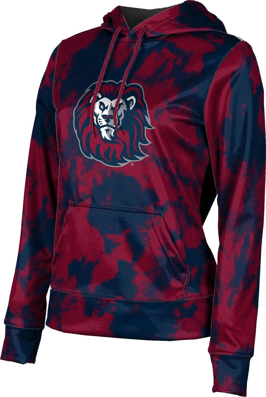 ProSphere Loyola Marymount University Girls' Pullover Hoodie, School Spirit Sweatshirt (Grunge)