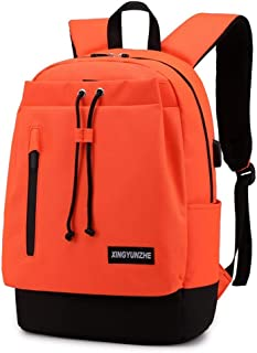 All-Purpose Daily Backpack Fashion Backpack Female Trend Large Capacity Backpack Male Travel Leisure Start School Student Bag Oxford Cloth ShouldeBag High Capacity Travel Bag