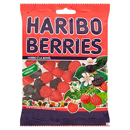 Haribo More e Lamponi - Berries