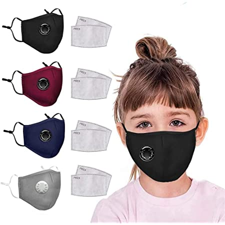 nobran 1PC Kids Children Outdoor Cotton Mouth cover Washable Reusable Face scarf