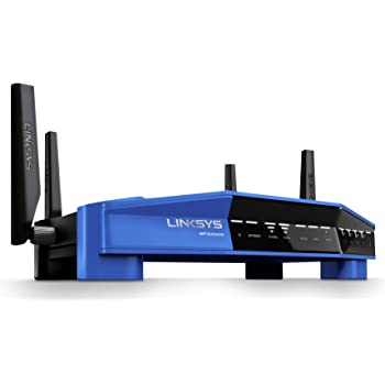 Linksys WRT3200ACM Dual-Band Open Source Router for Home (Tri-Stream Fast Wireless Wi-Fi Router, MU-MIMO Gigabit Wireless Router)