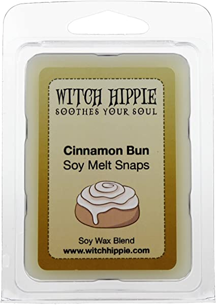 Cinnamon Bun Scented Wickless Candle Tarts 6 Natural Soy Wax Cubes A Cinnamon Accord With Warm Nutty Undertones Along With The Aroma Of Fresh Baked Bread Similar To Ginger Bread Cookie