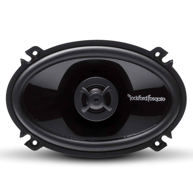 "PAIR ROCKFORD FOSGATE P142 4/"" 4-INCH 2-WAY CAR AUDIO COAXIAL SPEAKERS"