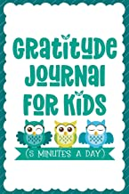 5 Minute Gratitude Journal For Kids: Daily Activity Book For Young Boys and Girls (Size 6x9)