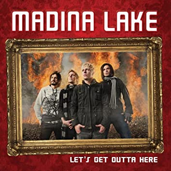 Let's Get Outta Here [Int'l Digital Single]