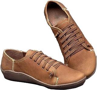95sCloud - Zapatillas de Vela para Mujer Beige Caqui 39