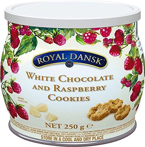ウイングエース ホワイトチョコ&ラズベリークッキー 1個