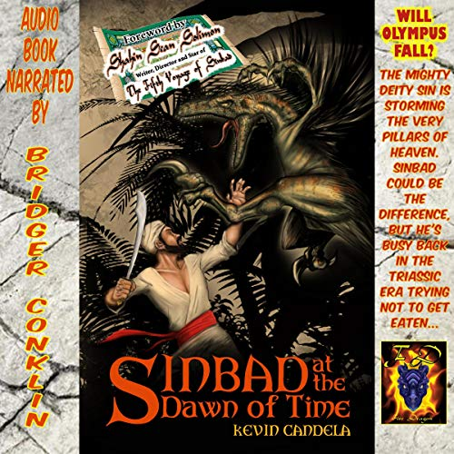 Sinbad at the Dawn of Time audiobook cover art